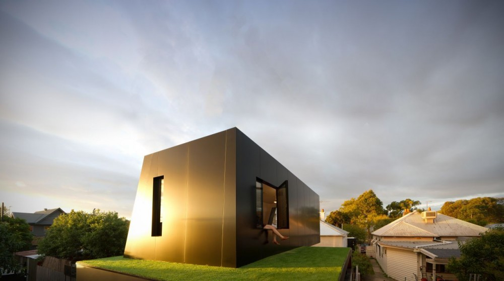 Hill House / Andrew Maynard Architects