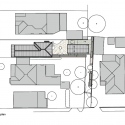 Hill House / Andrew Maynard Architects Site Plan
