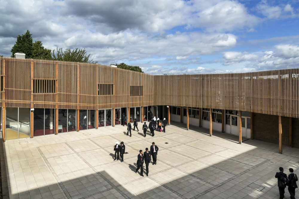 Birmingham Schools Framework / Haworth Tompkins
