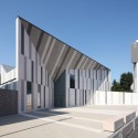 Christ Resurrection Church / Cino Zucchi Architetti + Zucchi &amp; Partners Courtesy of Cino Zucchi Architetti