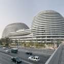 Galaxy Soho / Zaha Hadid Architects by Hufton + Crow  Hufton + Crow