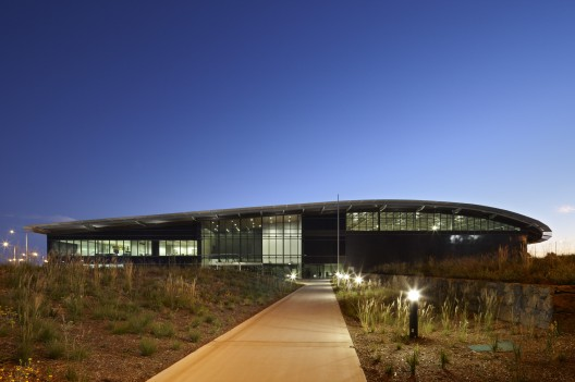 Craigieburn Train Maintenance Facility / HBO+EMTB © Dianna Snape