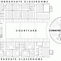E.J. Ourso College of Business / ikon.5 architects floor plan