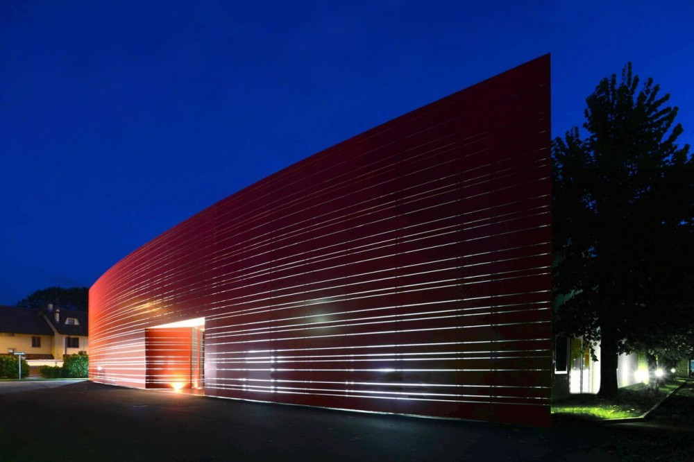 Museum MUMAC / Arkispazio