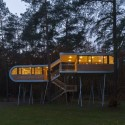The Tree House / Baumraum © Markus Bollen