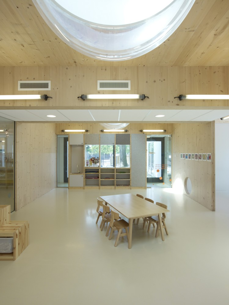 Hestia / NEXT Architects & Claudia Linders
