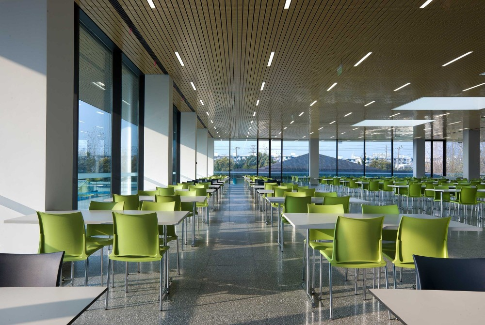 Architecture Photography: Roche Canteen / EXH Design (295569): www.archdaily.com/295564/roche-canteen-exh-design...