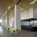 Roche Canteen / EXH Design Courtesy of EXH Design