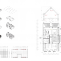 N4+ Gluebam House / Advanced Architecture Lab[AaL] Diagram