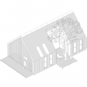 N4+ Gluebam House / Advanced Architecture Lab[AaL] Model