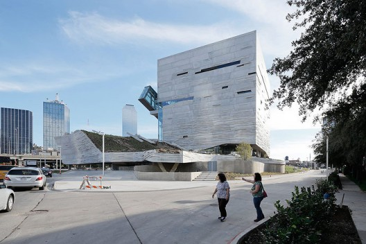 Perot Museum Of Nature And Science Morphosis Archdaily