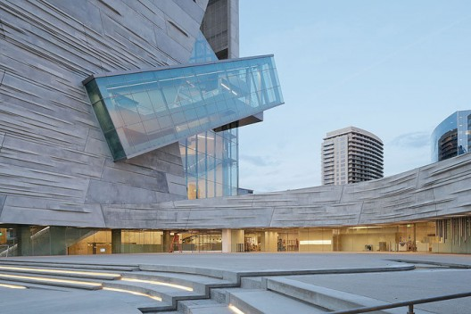 Perot Museum of Nature and Science / Morphosis © Iwan Baan