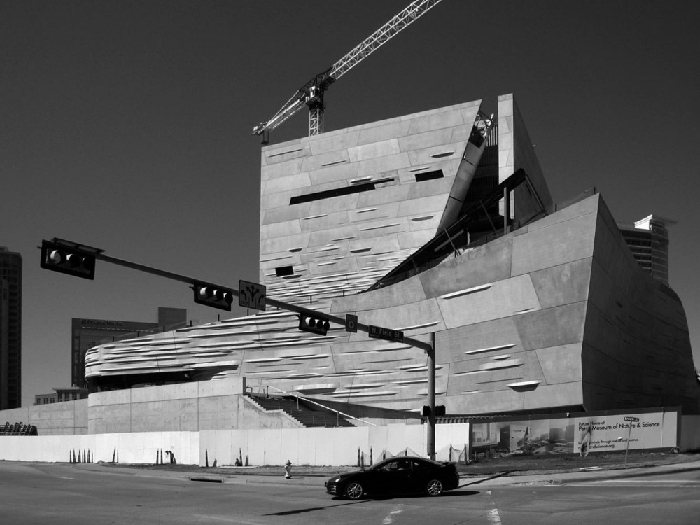 Perot Museum of Nature and Science / Morphosis