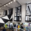 American Apparel Showroom / Emmanuel Picault + Ludwig Godefroy Architects  Ramiro Chaves