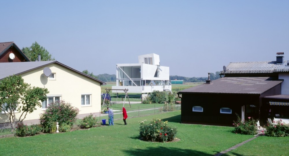 St. Joseph House / Wolfgang Tschapeller