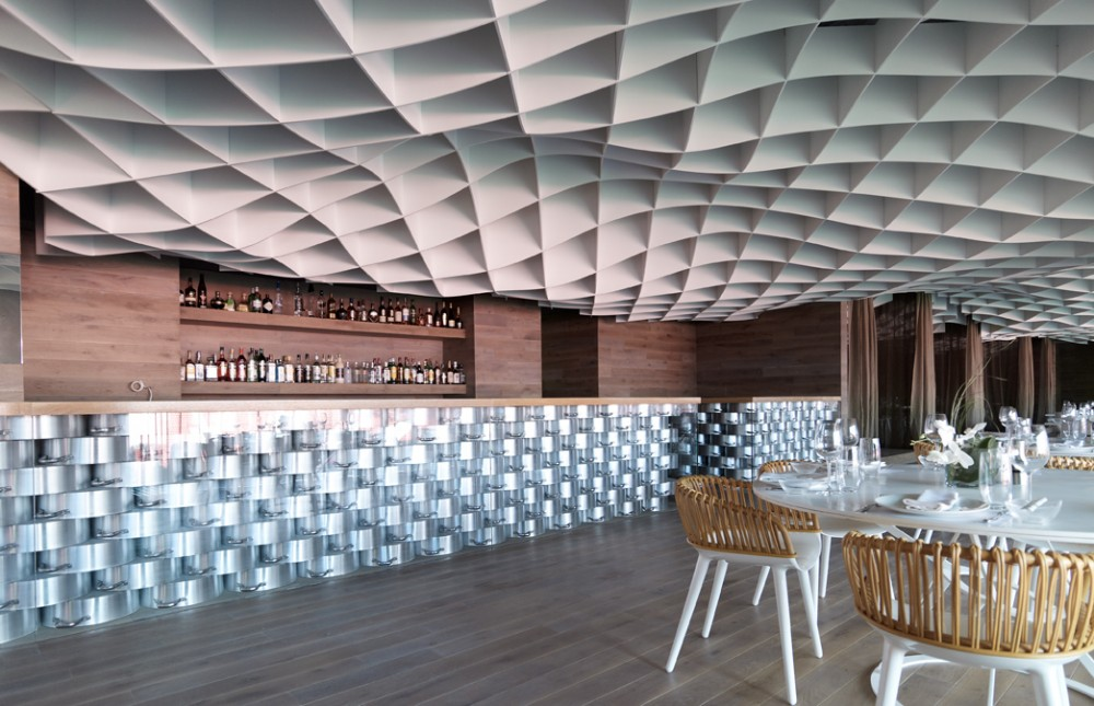 V'ammos Restaurant / LM Architects