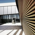 Headquarters Caja de Badajoz / Studio Lamela Architects © Daniel Schäfer