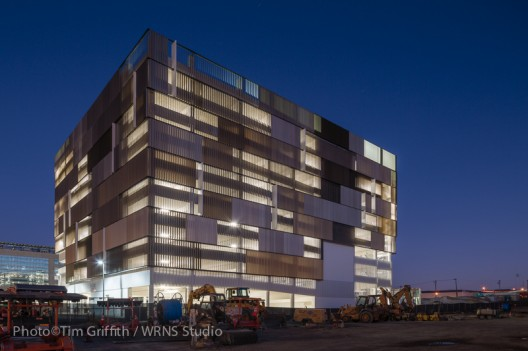 UCSF Mission Bay Parking Structure / WRNS Studio  Tim Griffith