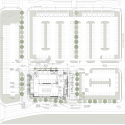 UCSF Mission Bay Parking Structure / WRNS Studio Plan