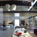 The Shell and its Contents  Italia B&amp;B Showroom / Pitsou Kedem Architects  Amit Geron