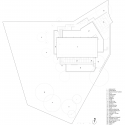 Broom Way Residence / Nonzero\Architecture Site Plan