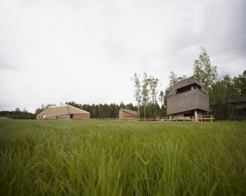 Facts Tkern Visitor Centre / Wingrdh Arkitektkontor AB