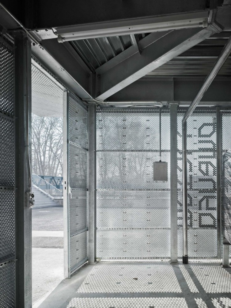 Dynamo Metal Workshop / phalt Architekten
