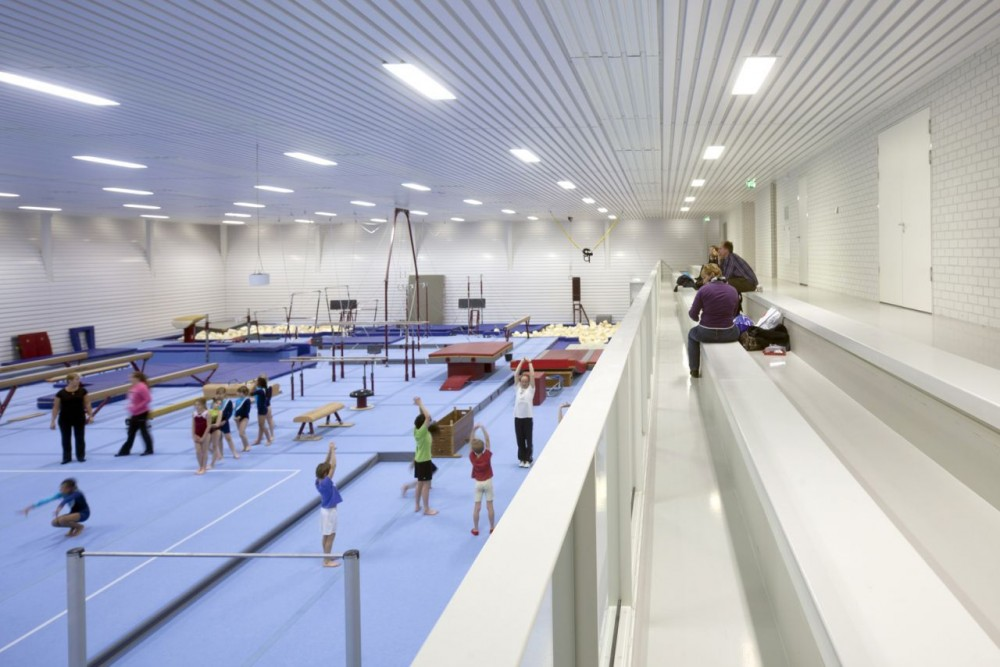 Gym Hall TNW / NL Architects