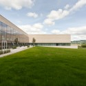 Stirling Campus in Forth Valley College / Reiach and Hall Architects © Dave Morris