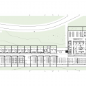 Hotel & Catering School / Eduardo Souto de Moura + Graca Correia Ground Floor Plan