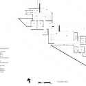 Casa JRB / Reims Arquitectura Upstairs Floor Plan