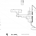 Casa JRB / Reims Arquitectura Basement Floor Plan
