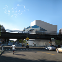 In Progress: Campbell Sports Center / Steven Holl Architects render