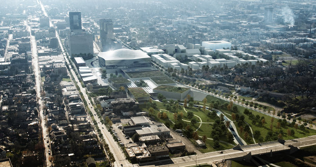 JDS Shortlisted For Master Plan in Lexington, Kentucky