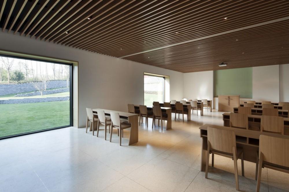 Church Building Design Interiors