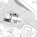 Mei Li Zhou Church / Tsushima Design Studio Site Plan