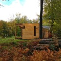 Caretaker's House / Invisible Studio Courtesy of Invisible Studio
