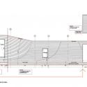 Caretaker's House / Invisible Studio Elevation