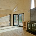 Caretaker's House / Invisible Studio © Valerie Bennett