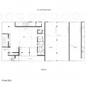 Etoile Lilas Cinema / Hardel et Le Bihan Architectes Ground Floor Plan