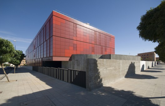 Institute of Functional Biology and Genomics / Mata y Asociados © Juan K. Ayala
