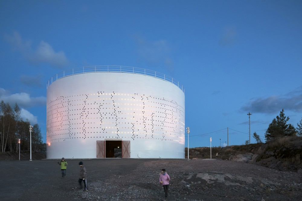 Silo 468 / Lighting Design Collective