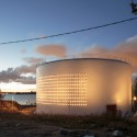 Silo 468 / Lighting Design Collective © Tuomas Uusheimo