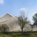 The Lanxi Curtilage / Archi Union Architects © SHEN Zhonghai