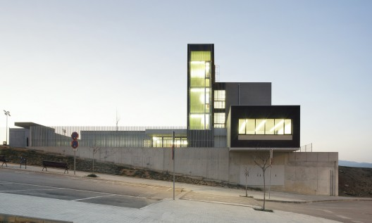 CEIP Font del Roure / ONL Arquitectura  Jos Hevia