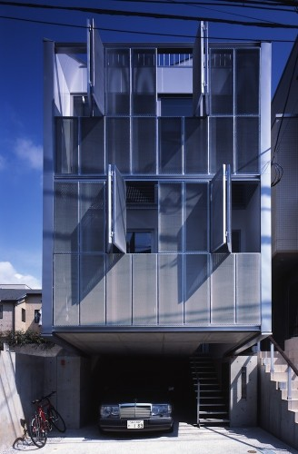 Tokyo Steel House / MDS © Hiroshi Ueda