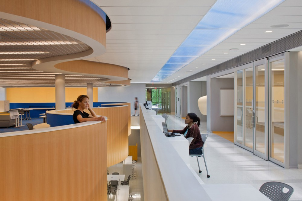 Lorain County Community College iLOFT / Sasaki Associates