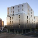 Irene Joliot Curie Residences / DATA [Architectes] Courtesy of DATA [Architectes]