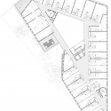Irene Joliot Curie Residences / DATA [Architectes] Plan
