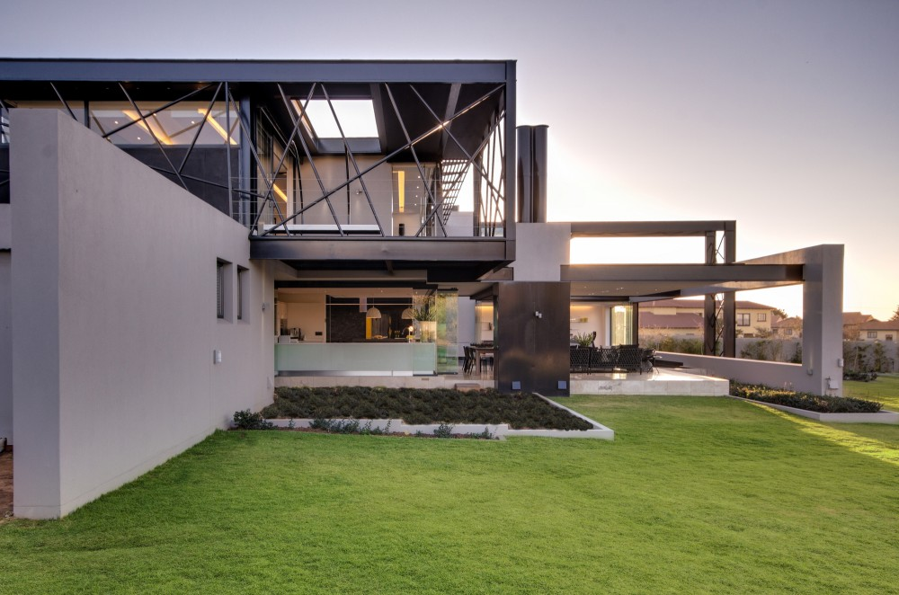 House Ber / Nico van der Meulen Architects